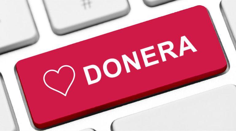Nytt system för donation